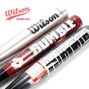 윌슨 파격가  유소년 성인 연식용 야구배트 알루미늄