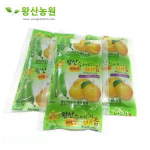 |왕산농원|수세미배즙 (100포)(국내산무농약인증)
