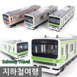 토키즈 지하철 여행 사운드 라이트 /ktx산천 고속열차
