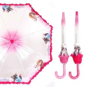 (현대Hmall) 오키즈   K0543  겨울왕국 40 우산  눈보라-POE-80013  아동우산4세권장