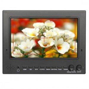 브이포토 7인치 필드 모니터 VFS-702HSD HDMI SDI in-