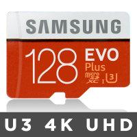 microSDXC Class10 EVO Plus 128GB UHS-I U3 메모리