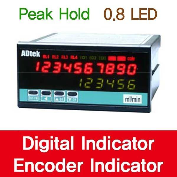 CS2-MC/디지털 인디게이터/엔코더/대아기전/ADtek