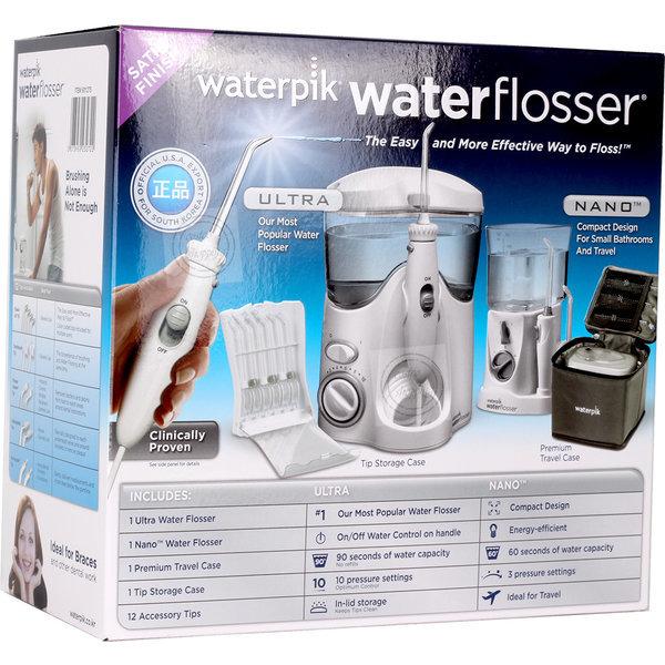 워터픽 구강세정기 콤보팩 WP-140 + WP-310 /waterpik