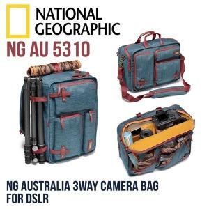 내셔널지오그래픽 NG AU 5310 / NG W5310 3WAY 가방