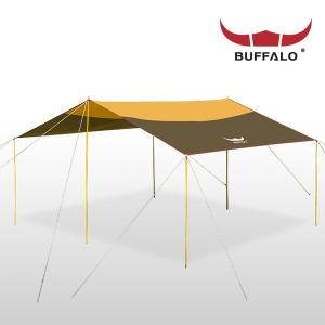 버팔로 뉴 에코타프/7-8인/2500mm내수압/UV코팅그늘막