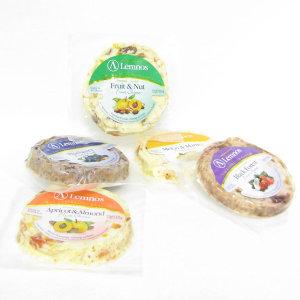 코리원/램노스 과일치즈 125g/5종류/과일/와인/치즈