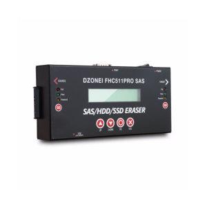 디지털존 FHC511PRO SAS 하드복사기 HDD/SSD 삭제기