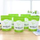 베이킹소다 1kg 5개 / 다양한 용도의 친환경세제