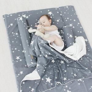 유아매트리스M/XL 라텍스 아기 신생아 범퍼 침대 매트