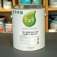 냄새NO 곰팡이방지 벽지 베란다 순앤수 데코플러스 4L