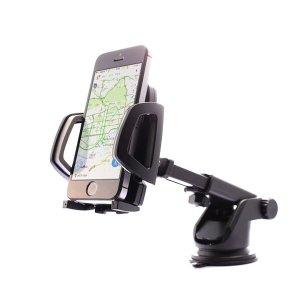 차량용 길이조절 핸드폰거치대 대쉬보드 유리 흡착식