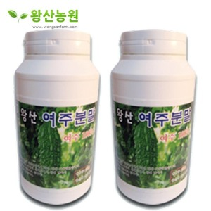 |왕산농원| (직접재배무농약인증)여주분말1kg