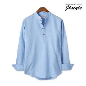 여름 셔츠/오버핏/긴팔셔츠/7부셔츠/남자셔츠/남자