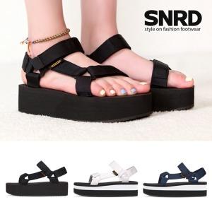 신발 여름 샌들 SN231 여성 키높이 스트랩 쪼리 슬리퍼