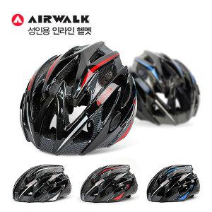 NEW 에어워크 성인용 인라인/자전거 헬멧
