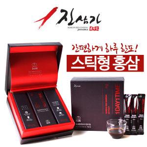 진삼가 원데이원타임 홍삼정스틱 진세노사이드58mg