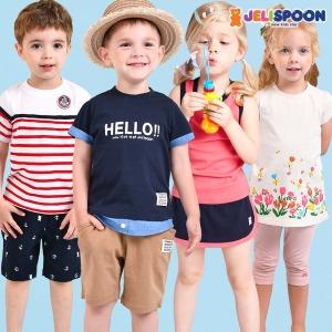 상하복/아동복/티셔츠/팬츠/스쿨룩/여름상하복