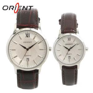 오리엔트 국산/남여 클래식 가죽밴드 손목시계 OT560
