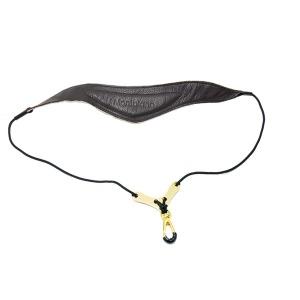 색소폰 목걸이 갈매기형-몽블랑 섹소폰 넥 스트랩