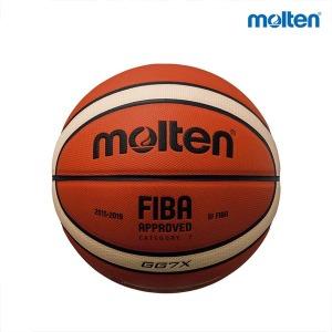 몰텐 GG7X 7호 GG6X 6호 시합구 FIBA KBL 공인 농구공