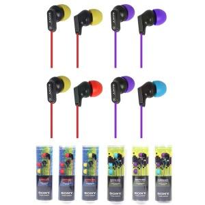 소니 MDR-EX35LP/이어폰/커널형/헤드폰/스마트폰