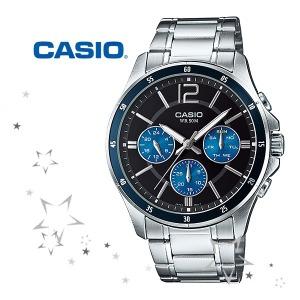 MTP-1374D-2A 카시오 남성용 패션 시계