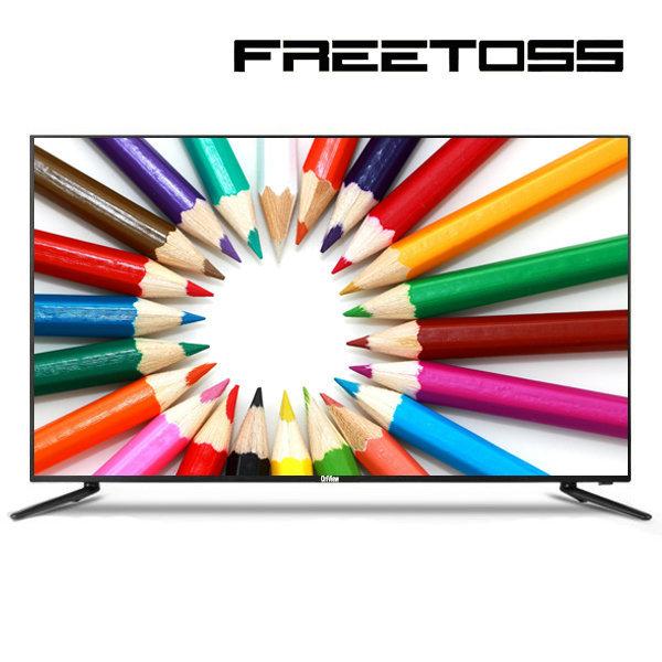 프리토스/55형 LED UHDTV/스탠드형