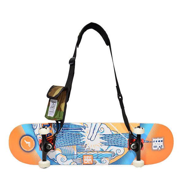 스케이트보드 롱보드 가방 스트랩