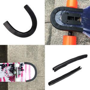 스케이트보드 롱보드 데크보호 노즈가드