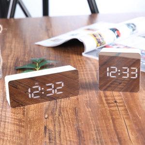 LED시계 알람시계 미러클락 거울시계 탁상시계