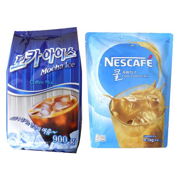 네스카페 쿨 커피믹스1kg 믹스커피 냉커피 아이스