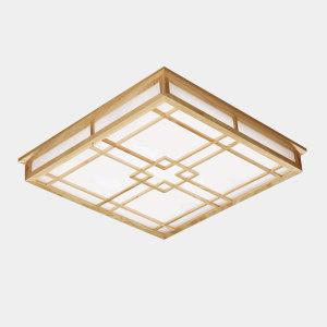LED 편백 창살 방등 50W/60W