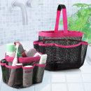 8포켓 물빠짐 목욕가방 /비치백/여행가방/보조가방