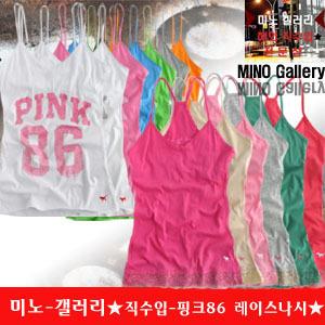 미노갤러리/초특가핑크 4500원/PINK/정품/끈조절가능