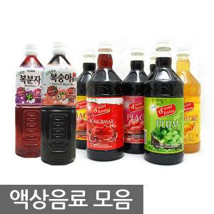 희창 복숭아홍차 980ml 무료배송 액상음료 하늘샘