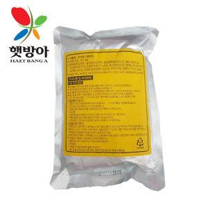 햇방아 우리쌀식빵믹스 380g 이스트포함