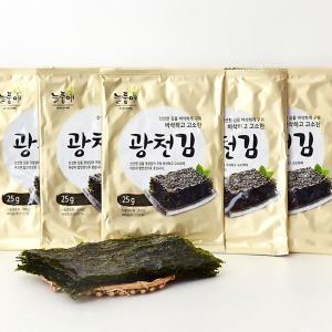 늘품애광천전장김25gX10봉무료배송