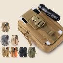 허리 밴드백/핸드폰 가방/등산 보조가방/파우치/지갑