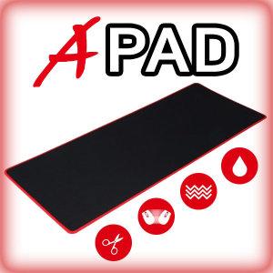 ABKO APAD 방수 게이밍 장패드/780X300X5mm/오바로크