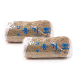 옹기토찰흙 10kg x 2개 찰흙 지점토 도자기 만들기
