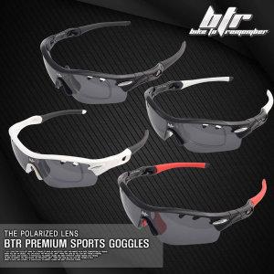 BTR 스포츠고글 자전거고글 편광 선글라스 안경 용품