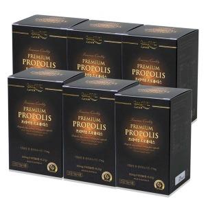 굿윌 프리미엄 프로폴리스 90캡슐 6세트