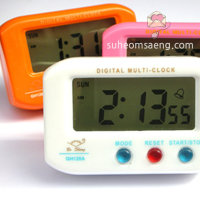 수능시계 다기능무소음스톱워치 초시계 수험생시계