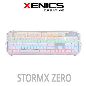 STORMX ZERO (청축) 게이밍/기계식/키보드 단독특가