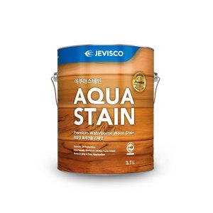 스테인 - 아쿠아우드 16리터 - 수성스테인/목재페인트