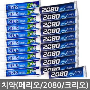 페리오치약150gX25개/2080/진지발리스/잇몸