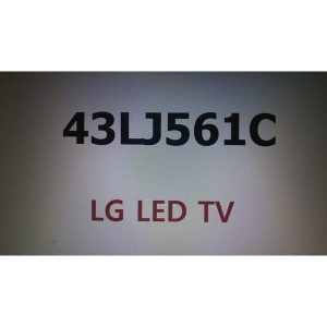 43LJ561C (스탠드형) 43치  Full HD LED TV