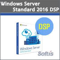 Windows Server 2016 Standard 한글 DSP (CAL미포함).