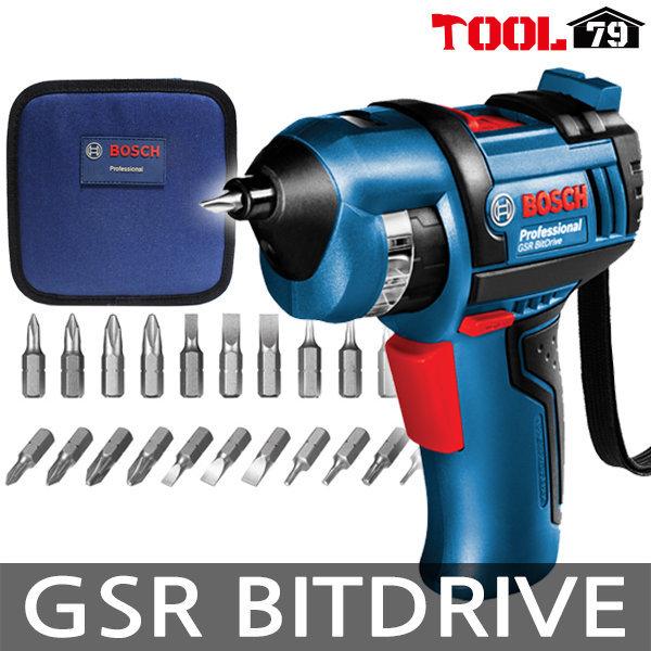 GSR BITDRIVE 3.6V 충전스크류드라이버